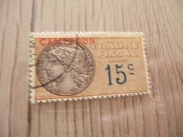 TP Cameroun Fiscal Surcharge  Colonie Française - Kameroen (1915-1959)