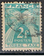 FRANCE FR 558 // YVERT 72 // 1943-46 - Impuestos