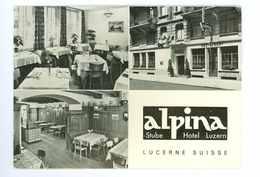 HOTEL ALPINA -- LUCERNE - LU Luzern