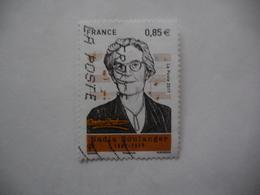 Personnalité.Nadia Boulanger - France