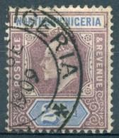 Nigéria Du Nord - 1904/1905 - Yt 22 - Série Courante Edouard VII - Oblitéré - Nigeria (...-1960)