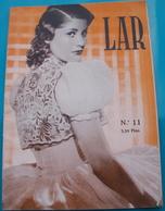 Revue Espagnole LAR Revista Para La Familia N° 11  Noviembre 1944 - Magazine Quasi Inconnu, Seulement 20 N°s édités - Revues & Journaux
