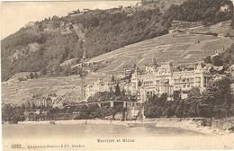 TERRITET - GLION  105 - VD Vaud