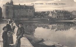 2019 - FINISTERE - 29 - PONT L'ABBE - Les Bords De L'étangs - Le Château - Pont L'Abbe