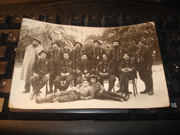 CARTE PHOTO 6 EM CHASSEUR ALPIN  FRANCAIS  1914 1918 - Weltkrieg 1914-18