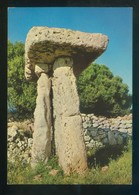 Menorca *Taula De Torre Trencada* Ed. Dolfo Nº 9039. Circulada 1974. - Menorca