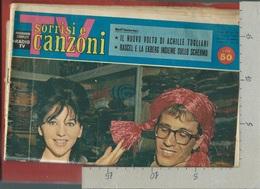 ITALIA 1960 - SORRISI & CANZONI TV - Anno IX N° 27 - Peppino Di Capri - Televisione