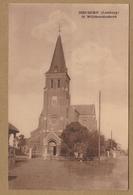 HEUSDEN  (Limburg) St Willibrorduskerk (zie Ook Beschrijving) - Heusden-Zolder