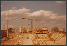 Foto  -  WIEN   Baustelle Der Neuen Reichsbrücke - Wien