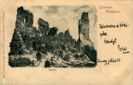 TATIKA  Hongrie  Ruine De Château - Hongrie