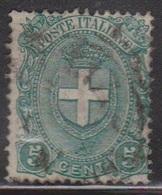 ITALY Scott # 75 Used - Used