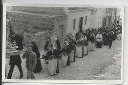 Ibiza  San Antonio Abad   Procession - Ibiza