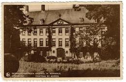 Geeraardsbergen - Kasteel H. Adrianus / Grammont Château St Adrien - Uitg. Durant-Stevens - 2 Scans - Geraardsbergen