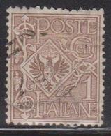 ITALY Scott # 76 Used - 1861-78 Vittorio Emanuele II