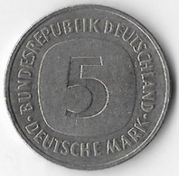 Germany Federal Republic 1984D 5 Marks [C268/1D] - [ 7] 1949-… : FRG - Fed. Rep. Germany