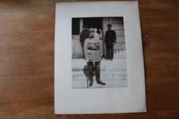 Photo Maréchal De France. Foch 1918. Originale - Guerra, Militares