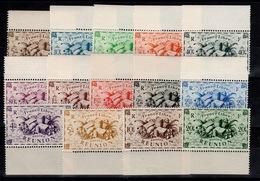 Reunion YV 233 à 246 N** BdF Serie De Londres Cote 9,50+ Euros - Réunion (1852-1975)