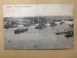 MALTA - Fleet In Grand Harbour - 1915 - Malta