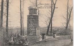 N° 14 ; WERVIK , WERVICQ  Sud ,Monument Du Cimetière  Allemand ,Guerre Mondiale 1914-1918 - Wervik