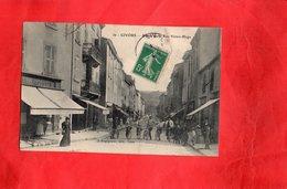 F0302 - GIVORS - 69 - Entrée De La Rue Victor Hugo - Givors