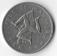Isle Of Man 1976 10p (A) [C269/1D] - Isle Of Man