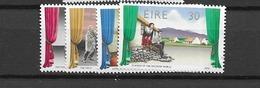 1990 MNH Ireland, Michel 733-36 Postfris** - Ungebraucht