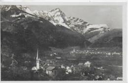 AK 0150  Sils Mit Thusis - Verlag Guler Um 1927 - GR Graubünden