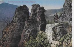 AK 0150  Bozen - Oswaldpromenade Und Die Wilden Männer Um 1911 - Bolzano (Bozen)