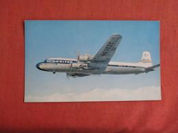 United Air Lines   DC 7 Mainliner  Ref 3151- - Autres