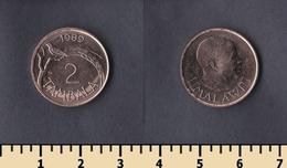 Malawi 2 Tambala 1989 - Malawi