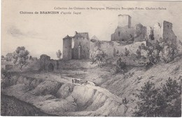 F71-045 BRANCION - CHATEAU DE BRANCION D'APRES SAGOT - Francia