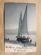 SWITZERLAND - Geneve Geneva - Barque Du Leman - 1918 - Perrocher 417 - GE Geneva