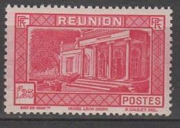 Reunion 1939 Musee Saint Denis 1f25 YT 170 Neuf ** - Réunion (1852-1975)