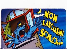 KINDER FERRERO - CARD - NON LASCIARMI SOLO... - Kinder & Diddl