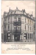 CPA NORD LILLE L'HOTEL DU SOLEIL 171 Rue Nationale - Salles Pour Noces Et Banquets - Lille