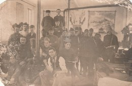 Carte Postale-photo Ancienne - Militaires - écrite De La Seyne - Militari