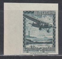 1940    Edifil Nº NE 38s (*) - 1931-Hoy: 2ª República - ... Juan Carlos I