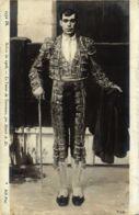 CPA Salon De 1906 HENRI A. ZO Le Tueur De Taureaux (706662) - Pittura & Quadri