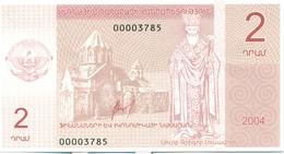 2 DRAMS 2004 - Nagorno Karabakh