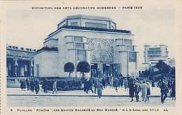 Exposition Des Arts Décoratifs Modernes, Paris 1928, Pavillon POmone, Des Grands Magasins Du Bon Marché (pk54963) - Exposiciones