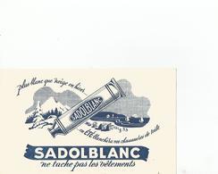 Buvard Sadolblanc - Buvards, Protège-cahiers Illustrés