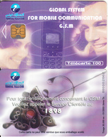 TUNISIA - GSM 2, Tirage 30000, 01/00, Used - Tunisia