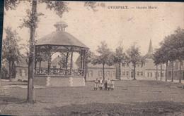 Overpelt Groote Markt (kiosk) - Overpelt