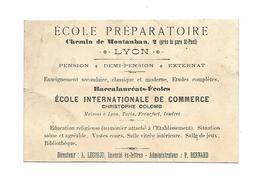 Ecole Préparatoire Lyon - Cartes