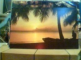 BARBADOS WEST INDIAN SUNSET   V1977 HA7703 - Barbados