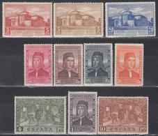 1930   Edifil Nº 547 / 558  /*/ - 1889-1931 Reino: Alfonso XIII