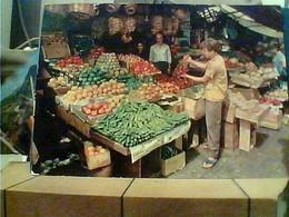 LIBANO LEBANON BEYROUTH - BEIRUT - FRUIT MARKET - MARCHE DES FRUITS   V1965 HA7704 - Libano