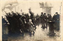 CPA Salon De 1899 A. DEMAREST Retour D'Islande (707067) - Peintures & Tableaux
