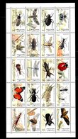QATAR, 1998 ,INSECTS, S/S, MNH - Ohne Zuordnung