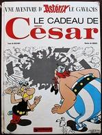 BD ASTERIX - 21 - Le Cadeau De César - EO 1974 - Astérix